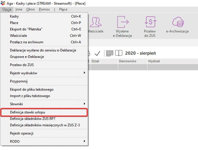 Przyklad Obliczenia Wynagrodzenia Za Urlop Streamsoft Pcbiznes Aga Ala Ewa